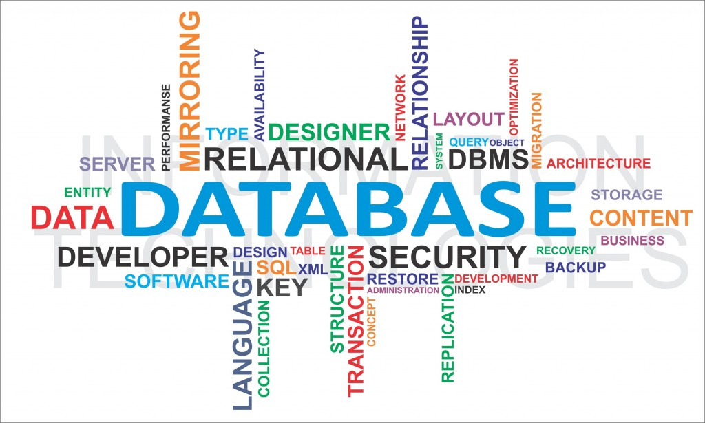 database-wordcloud goservicepro