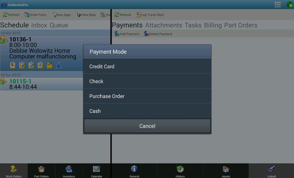 Mobile Invoice 2